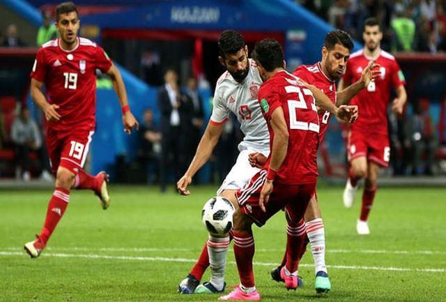 جام جهانی 2018، اسپانیا 1-0 ایران؛ اسپانیا مرد تا برد/ پیروزی خفیف ماتادورها مقابل یوزها