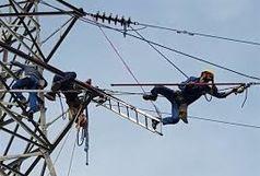 کابل برق دزد گرفت !