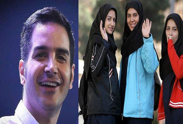 محسن یگانه برای فیلم« آسمان همیشه ابری نیست»