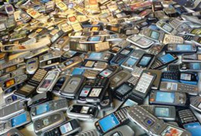 ۱.۵ میلیارد ریال تلفن همراه قاچاق در یزد کشف شد