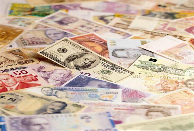 دلار آمریکا کاهش یافت