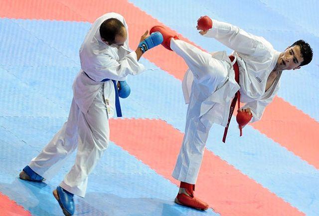 دعوت فدراسیون جهانی از تیم ملی کاراته ایران