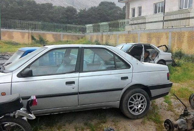 کشف 33 دستگاه خودروی سرقتی در تهران