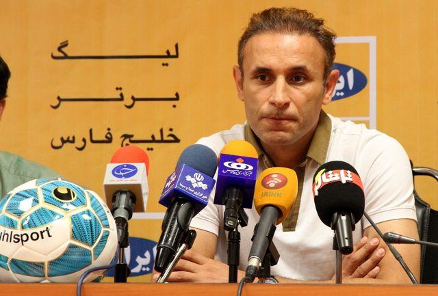 گلمحمدی: سه امتیاز دیدار فردا برای ما حیاتی است