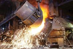 رشد بیش از ۹ درصدی تولید فولاد ایران