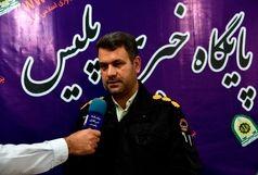 دستگیری سارق کابل مخابرات در شهرستان دره شهر