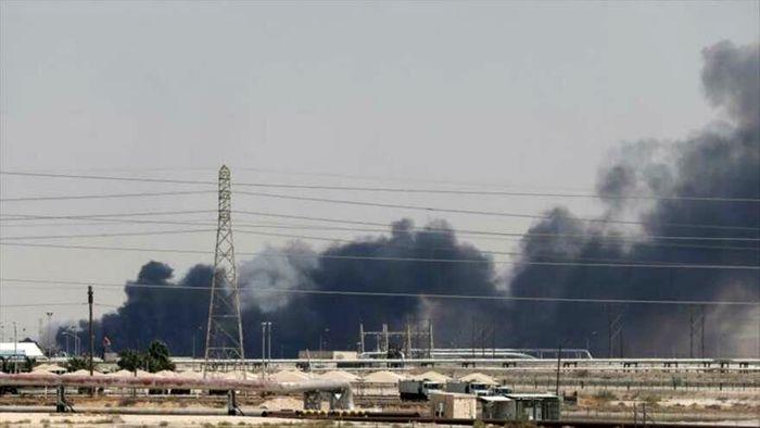 اعتراف مهم دولت سعودی به خسارت حمله به تاسیسات نفتی عربستان