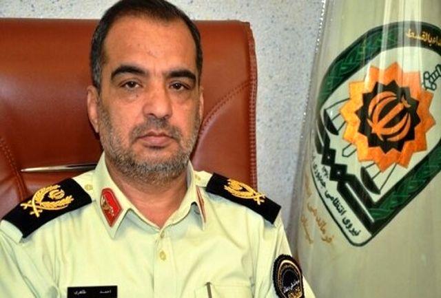 درگیری تکاوران پلیس سیستان و بلوچستان با قاچاقچیان/ هفت قاچاقچی دستگیر شدند