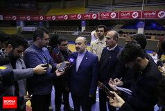 سلطانیفر: فصل جدیدی برای بسکتبال ایران رقم خورده است/ گزینه های هیئت مدیره پرسپولیس به مجمع ارسال شد/ ببینید