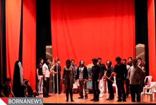 اجرای نمایش عاشورایی ˝پس از واقعه˝ در تالار مولوی