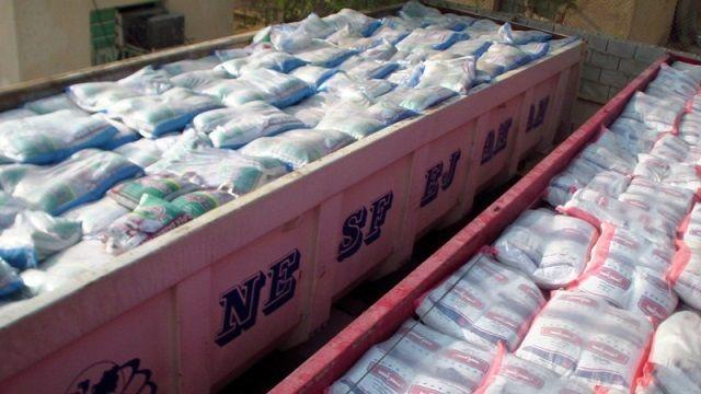 کشف 111 تن برنج قاچاق درهرمزگان