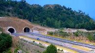 بخشی از آزادراه تهران-شمال مسدود شد