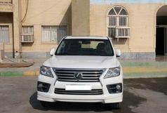کشف 2 دستگاه خودرو لکسوس قاچاق در بندرعباس