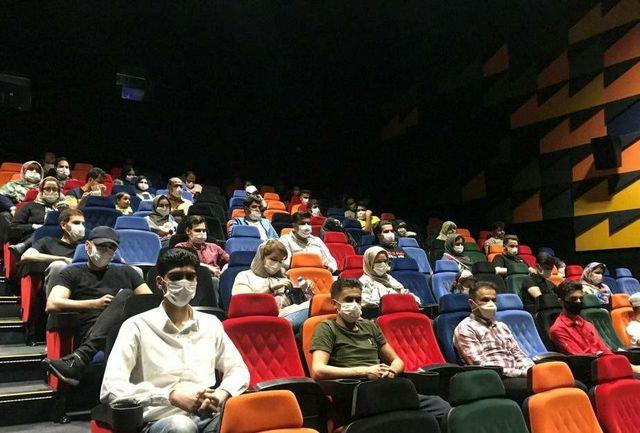 سینماها خطری برای مردم ندارند!