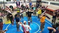 ورزش پهلوانی نماد ایرانیان/ همدان قطب ورزش پهلوانی و زورخانهای