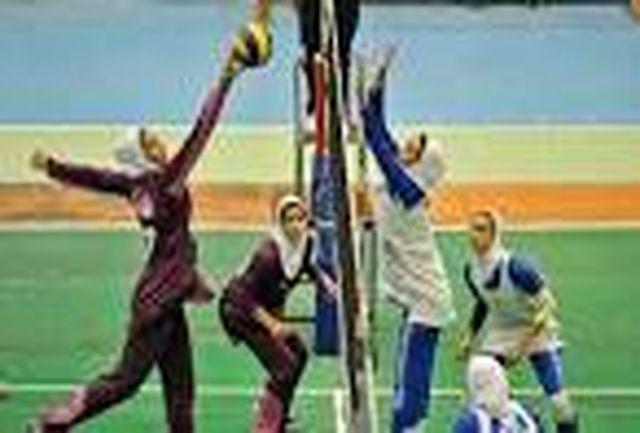 قرعه کشی مسابقات والیبال لیگ دسته یک بانوان کشور/تیم افلاک لرستان در گروه A