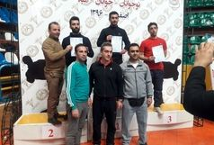 درخشش کاراته کاران گیلانی در رقابت های کشوری