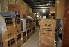کشف محموله لوازم خانگی قاچاق در مهران
