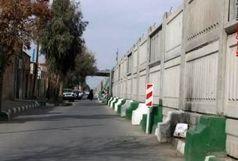 تخریب دیوار احداثی بین ریل راه آهن با شهر قائم