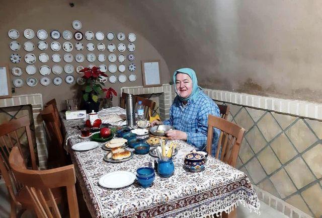 ۴۸ هزار گردشگر داخلی و خارجی در استان سمنان اقامت کردند