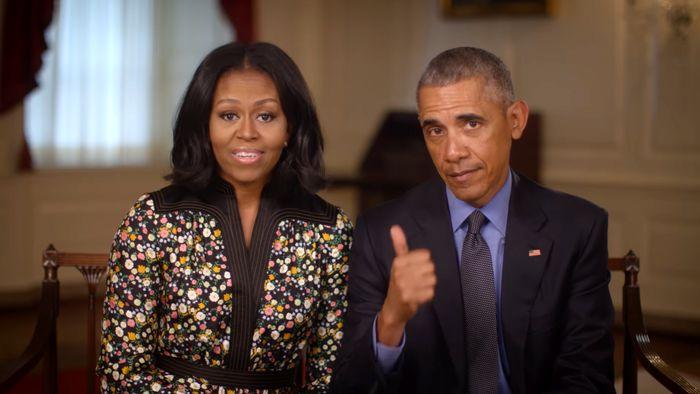 اوباما و همسرش نامزد اسکار شدند