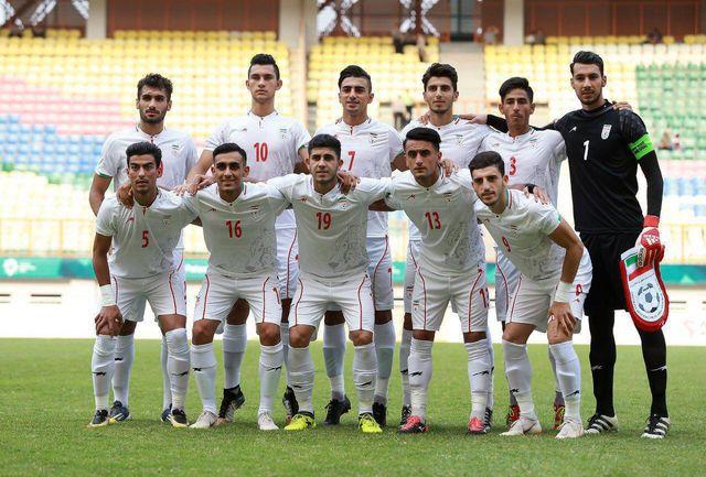 همه ایران، حامی تیم امید ایران