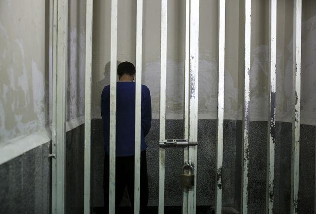سارق حرفهای قطعات خودرو با 36 فقره سرقت روانه زندان شد