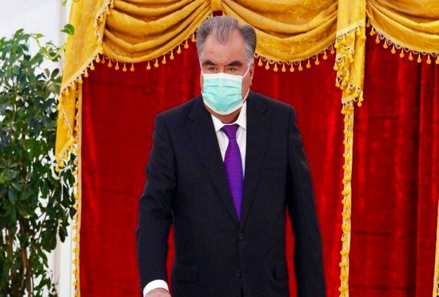 امامعلی رحمان، پیروز انتخابات ریاست جمهوری تاجیکستان