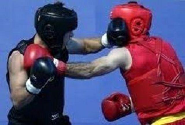 زاهدان قهرمان رقابتهای ووشو در شمال سیستان و بلوچستان شد