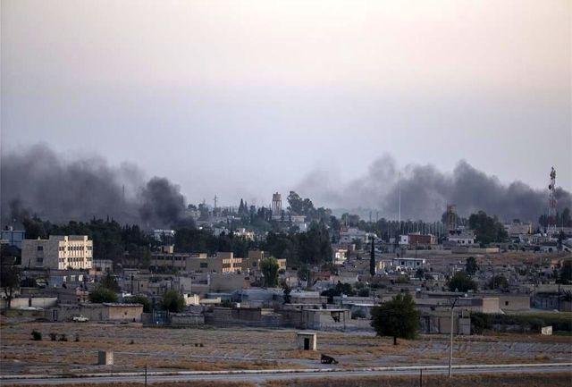 ترکیه اطراف بیمارستانی در راس العین را هدف قرار داد