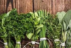 آشنایی با 8 سبزی با خاصیت های شگفت انگیز