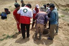 کشف جسد فاسد شده مرد 40 ساله در داخل چاه