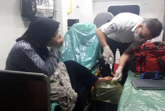 شمار مصدومان زمین لرزه گلستان به 34 نفر رسید/ اعزام ۱۴ مصدوم به بیمارستان
