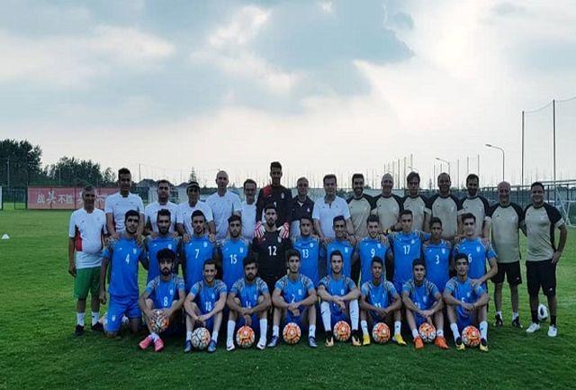 ترکیب تیم امید ایران اعلام شد