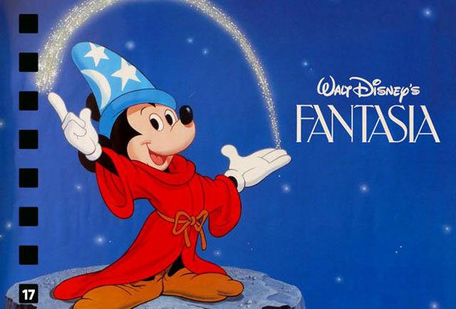 «فانتزیا» والت دیزنی در باشگاه انیمیشن رسانه نقد می شود