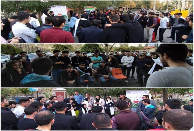 آغار اولین لیگ شهری پانتومیم در کلانشهر تبریز