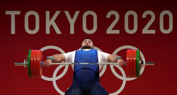 رقابت های المپیک ۲۰۲۰توکیو/ مسابقات  وزنه برداری