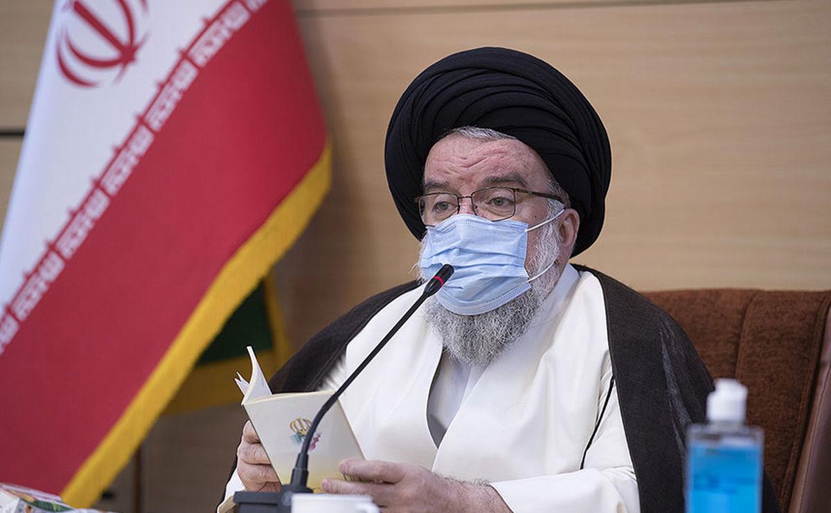 آیت الله خاتمی: در جمهوری اسلامی امور کشور باید به اتکا آراء مردم باشد