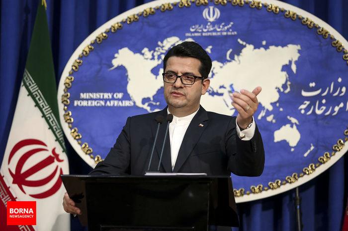 ایران با ملت هند، چین و میانمار ابراز همدردی کرد
