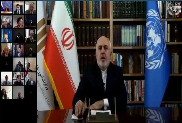 ایران قصد ورود به مسابقه تسلیحاتی را ندارد/ابتکار صلح هرمز تضمین صلح و ثبات همسایگان است