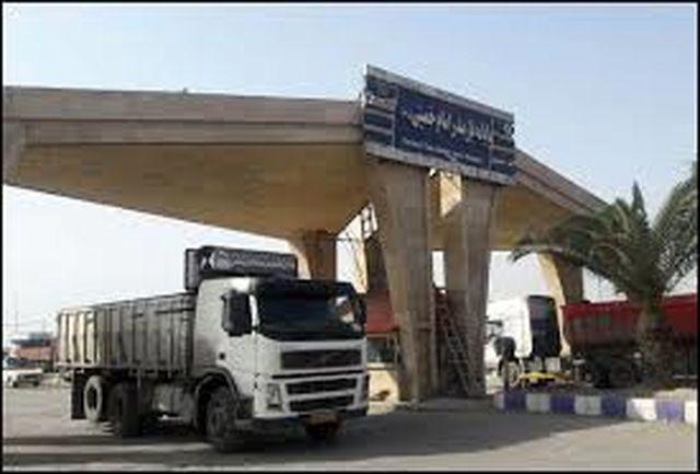 حمل کالا با ناوگان حمل و نقل جاده ای قزوین 56درصد افزایش یافت