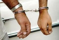 دستگیری سارقان سیم برق در تاکستان