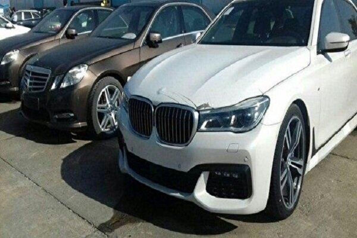 قیمت خودرو های وارداتی در بازار امروز 6 تیر