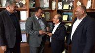 هیئت رئیسه اتاق بازرگانی، صنایع، معادن و کشاورزی ارومیه از شهردار ارومیه تجلیل کرد