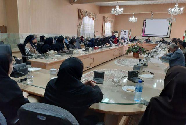 سومین جلسه مجمع مشورتی زنان شهرستان اشنویه برگزار شد