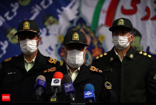 پوشش انتخابات با ١٧ هزار نیروی انتظامی