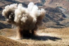 انفجار گلوله جنگی در ثلاث باباجانی یک نفر را کشت