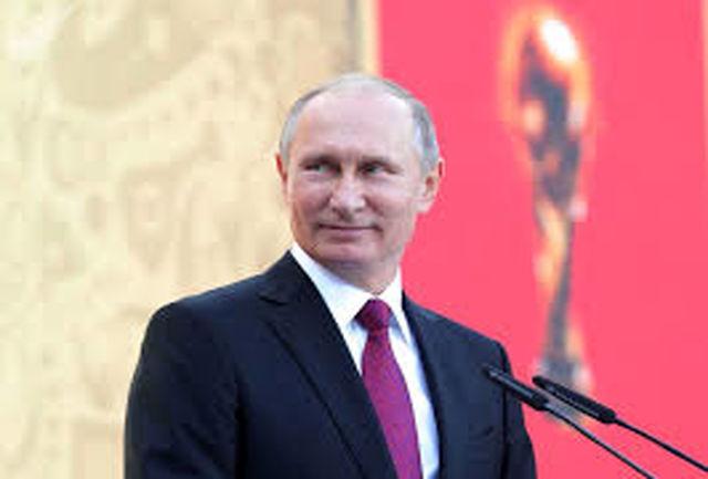 حضور پوتین در مراسم افتتاحیه جام جهانی و دیدار با مقامات کشورهای مختلف