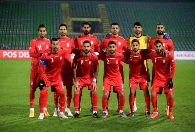 ترکیب تیم ملی فوتبال ایران برای بازی با سوریه مشخص شد