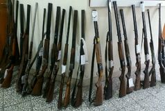 کشف سلاح غیرمجاز در صومعه سرا